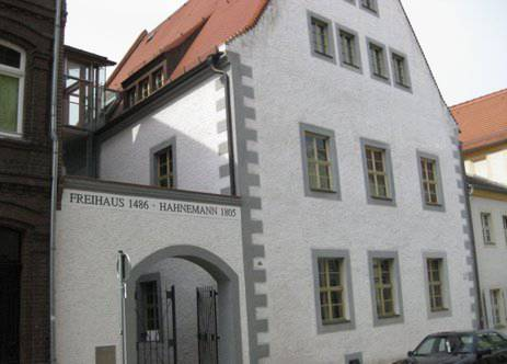 Freihaus Hahnemann Torgau